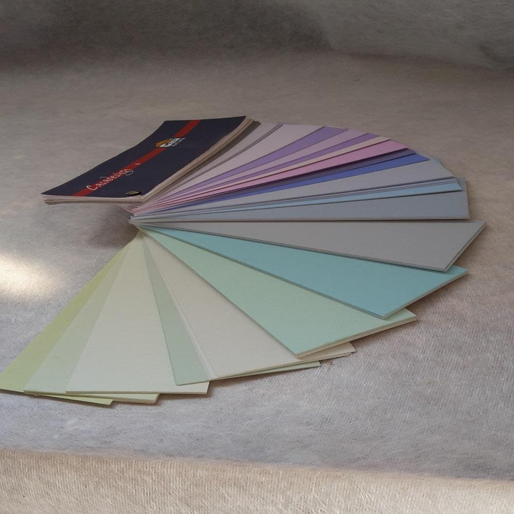 Tadelakt FarbfächerNaturputz Weiland