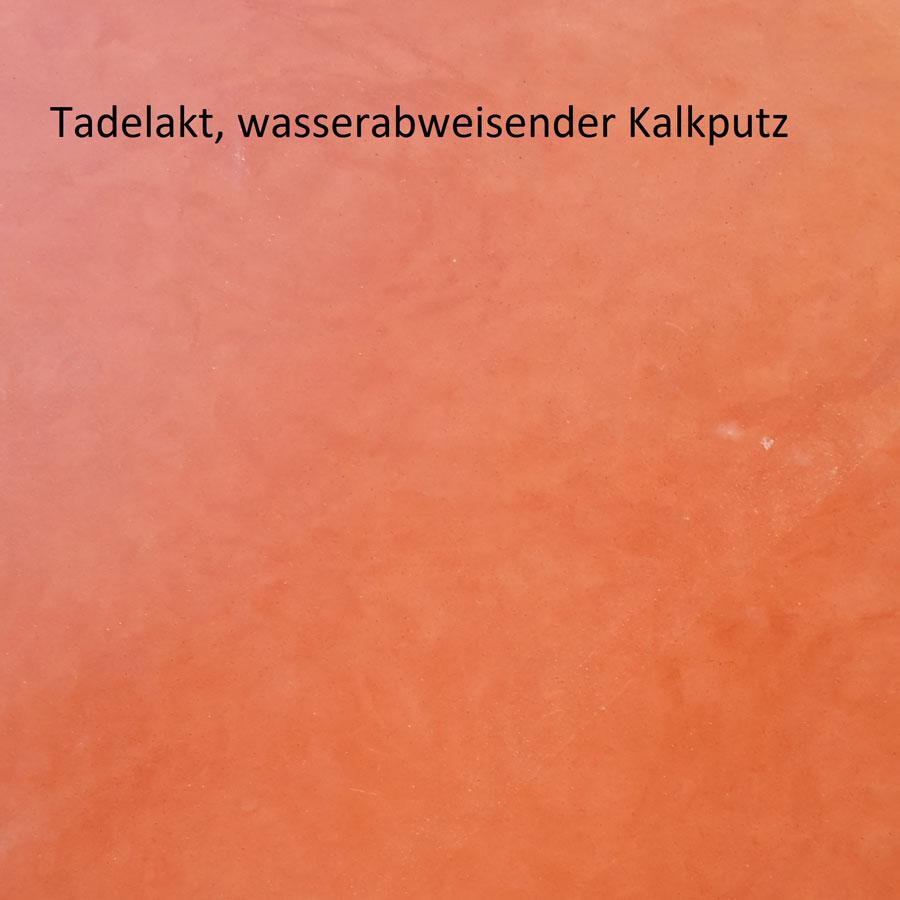 Bad ohne Fließen, Tadelakt, Naturputz Weiland Saarland