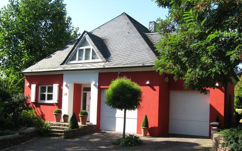 Aussenputz Naturputz Weiland, Saarland