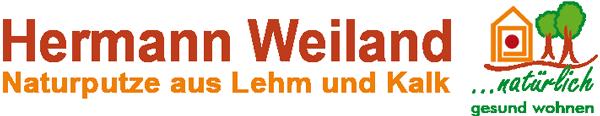 Naturputz Weiland Logo